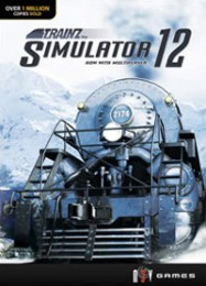 Обложка игры Trainz Simulator 12
