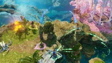 Премьера кооперативной аркады Nine Parchments на Xbox One состоится 7 марта