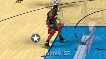 Значки рядом с игроками в NBA 2K14 PC