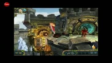 Видеообзор - King's Bounty: Принцесса в доспехах