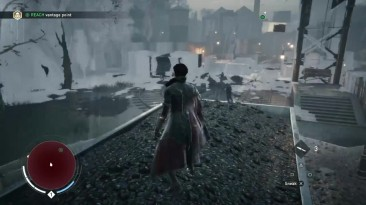 "Assassin's Creed: Syndicate ""Баг - Глючные текстуры"""