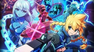 Новые подробности 2D-экшена Azure Striker Gunvolt 2 для 3DS