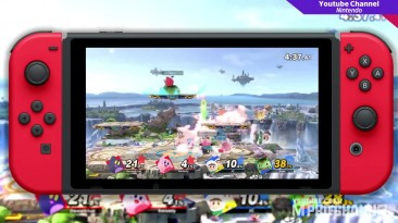 Эволюция игр Super Smash Bros 1999 - 2018