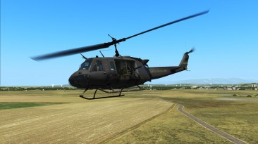 "DCS World ""UH-1H: ВВС США"""