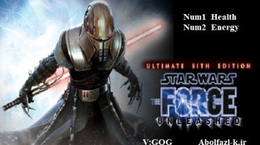 Star Wars: The Force Unleashed: Трейнер/Trainer (+2) [1.0] {Abolfazl.k}