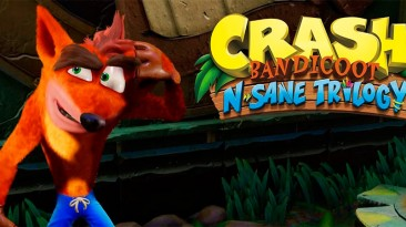 Crash Bandicoot N. Sane Trilogy - обновлениеперевода от The Miracle