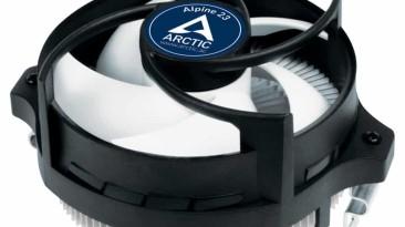 Кулеры Arctic Alpine 23 стоят недорого, но имеют 6 лет гарантии