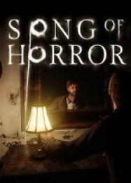 Обложка игры Song of Horror