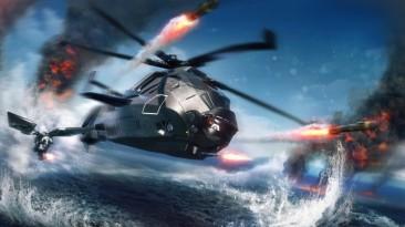Comanche: вместо танков или кораблей в бой вступают вертолеты