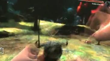 "Zeno Clash ""GDC 09: Fisticuffs Gameplay (Cam)"""