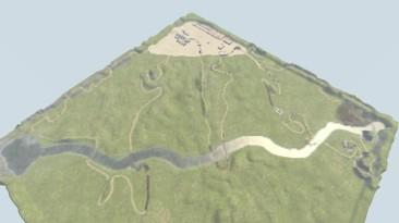 """BeamNG.drive """"Карта Off-Road Trials версия 0.9.1 (v0.12)"""""""