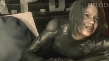 Моддер заменил зомби в ремейке Resident Evil 2 на сыр тофу