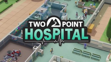 "Two Point Hospital ""Копирование Кабинетов"""