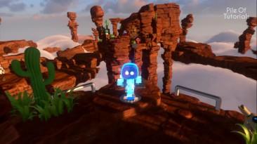 VR пасхалки и секреты в Astro Bot: Rescue Mission [Easter Eggs]