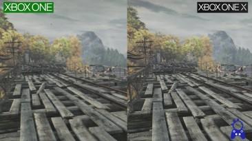 The Vanishing of Ethan Carter | Xbox One X vs Xbox One | Сравнение графики