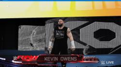 "WWE 2K16 ""Kevin Owens Наряд (Лицевая анимация) WWE 2K19 Порт мод"""