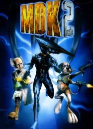 Обложка игры MDK 2
