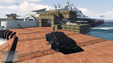 "Grand Theft Auto 5 ""Yacht Mega Base 0.1"""