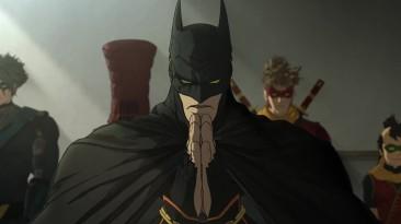 Первый англоязычный трейлер Batman Ninja