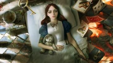 American McGee опубликовал сценарий Alice: Asylum