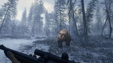 TheHunter: Call of the Wild отправится в тайгу к медведям
