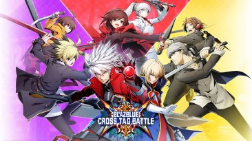 Начались бесплатные выходные в экшене BlazBlue: Cross Tag Battle