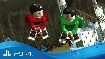 LEGO Harry Potter Collection уже скоро на PS4