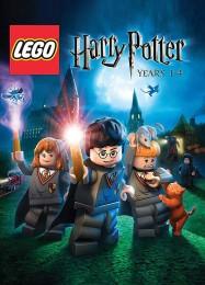 Обложка игры LEGO Harry Potter: Years 1-4