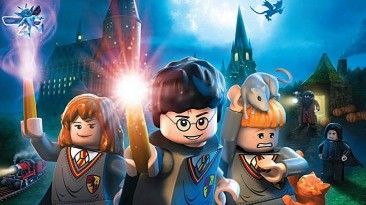 LEGO Harry Potter: Years 1-4: Сохранение/SaveGame (Игра пройдена на 97%)