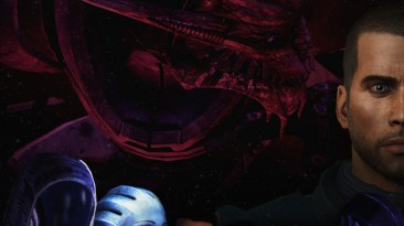 """Mass Effect """"Глобальный графический мод"""""""