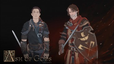 Ash of Gods: Redemption - Battle of the Heroes