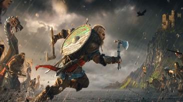 Актер озвучки Эйвора начал работу на третьим DLC к Assassin's Creed Valhalla