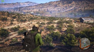 """Tom Clancy's Ghost Recon: Wildlands """"SweetFX настройка, убирает туманность и делать картинку сочнее!"""""""