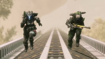 Фанатский трейлер мультиплеера Titanfall 2