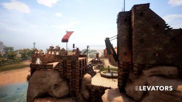 Трейлер Conan Exiles - обновление 27, защита от аватаров