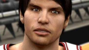 """NBA 2K10 """"Kyle Korver Cyber Face"""""""