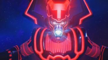 В Fortnite завершилась финальная битва с Галактусом - в ней поучаствовали 15,3 миллиона игроков