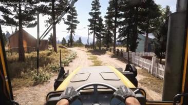 Far cry 5 | Фермер сошел с ума | Баги, приколы, фейлы