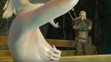 """The Witcher 3 """"Улучшенные попки и грудь"""""""