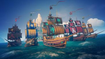 Sea of Thieves получает режим производительности 120 FPS для Series X с последним обновлением
