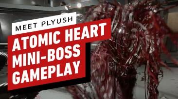 Битва с мини-боссом в новом геймплейном ролике Atomic Heart
