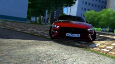 "City Car Driving ""Ferrari California (v1.5.9 - 1.5.9.2)"""