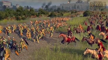 Первый патч Total War: Rome Remastered исправляет вылеты игры из-за животных, пересекающих мосты