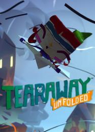 Обложка игры Tearaway Unfolded