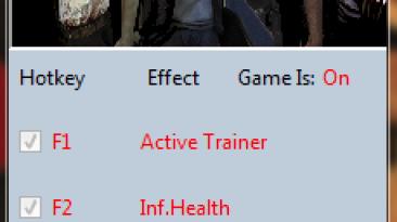 Contagion: Трейнер/Trainer (+3) [Build 5225] {MrAntiFun}
