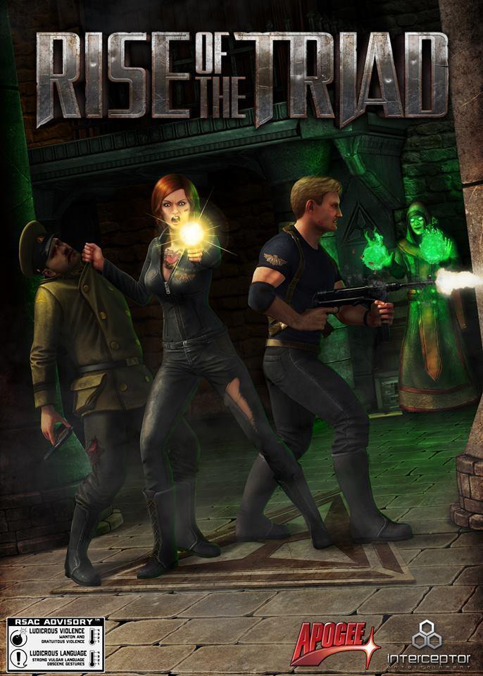 скачать игру Rise Of The Triad через торрент на русском - фото 8