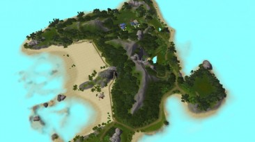 """The Sims 3 """"Город Isola"""""""