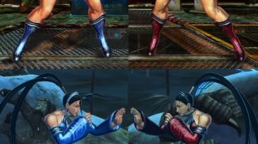 """Street Fighter X Tekken """"Ibuki - Kitana Cosplay"""""""