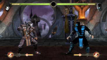 "Mortal Kombat ""SpecOps Scorpion DLC"""