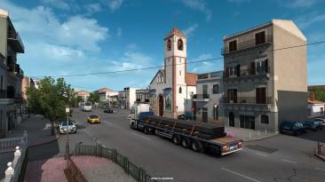 Архитектура и деревни Иберии Euro Truck Simulator 2
